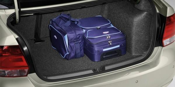 Багажник Поло седана