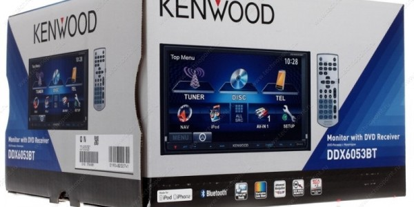 Kenwood DDX6053BT