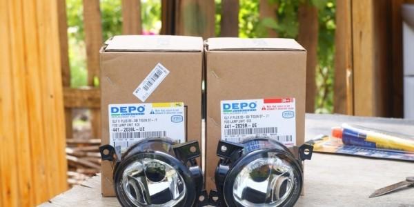 Лампы фирмы Deppo