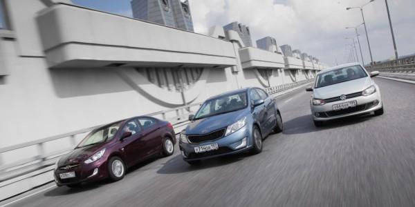 3 бюджетных автомобиля