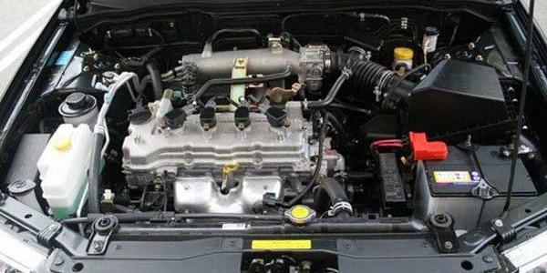 Двигатель Ниссана