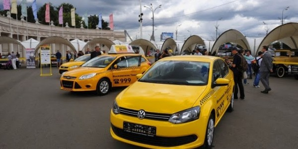 Поло седан такси