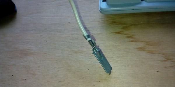 Готовим провода
