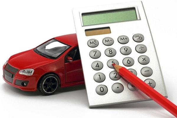 Расчет стоимости авто
