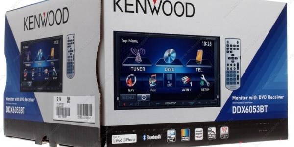 Kenwood DDX6053BT