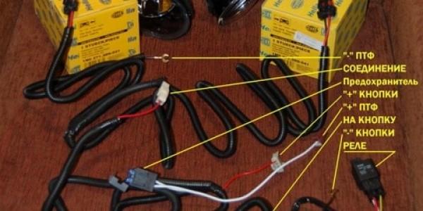 Комплект проводов