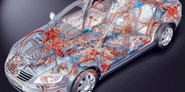Электроника автомобиля