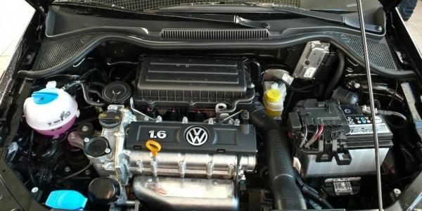 Двигатель VW POLO