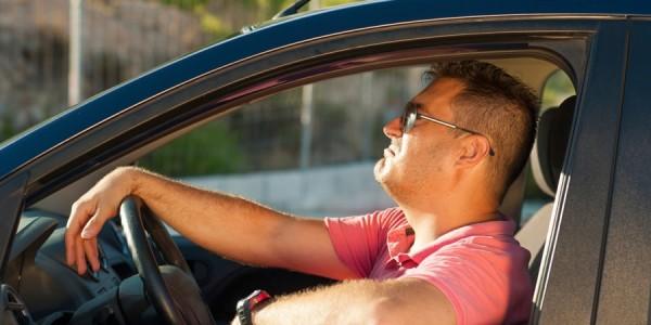 Усталость от вождения