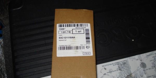 Упакованный термостат