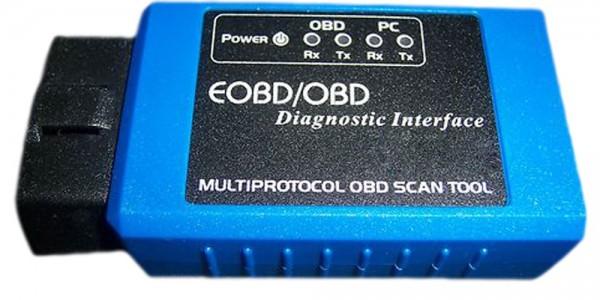 Сканер Bluetooth ELM327 OBD II Standart