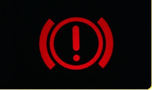 Индикатор тормозной системы
