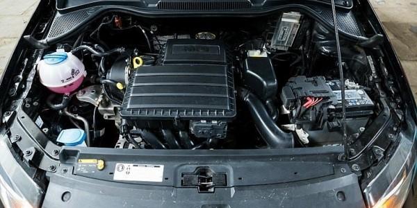 Новый двигатель VW