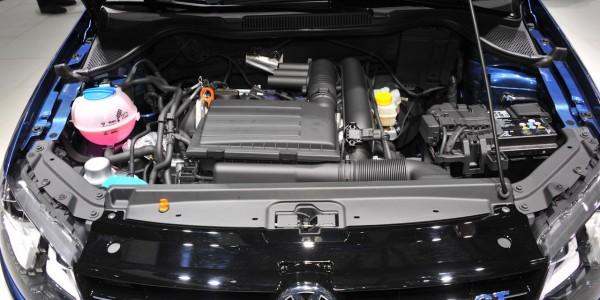 Внешний вид двигателя